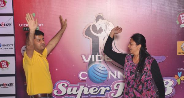 Videocon Connect Super Jodi Season 3 auditions held at Omaxe Mall Patiala