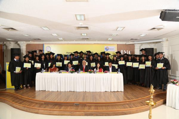 Thomas Cook India's Centre of Learning felicitates 270 Students at its fourth Convocation Ceremony 2014-2015