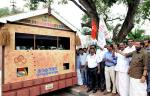 Honorable Tourism Minister Shri. KadakampallySurendran flags off 'Sargaalaya Heritage Tour'